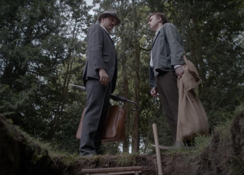 Bevor Ida kam Friedhof